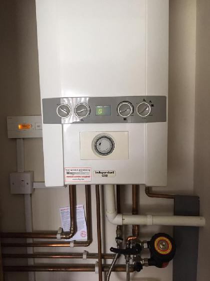 COMBINATION BOILER COVENTRY INSTALLATION GAS