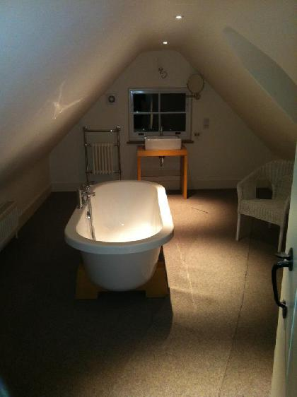 LOFT CONVERSION BATHROOM PLUMBING AND HEATING LUTTERWORTH